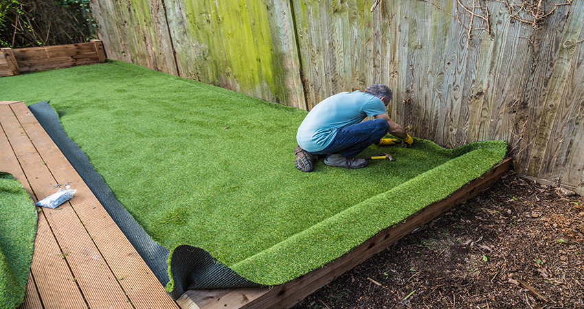 How To Prepare Your Garden For Artificial Grass