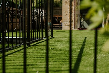 Luxury Artificial Grass For Gardens