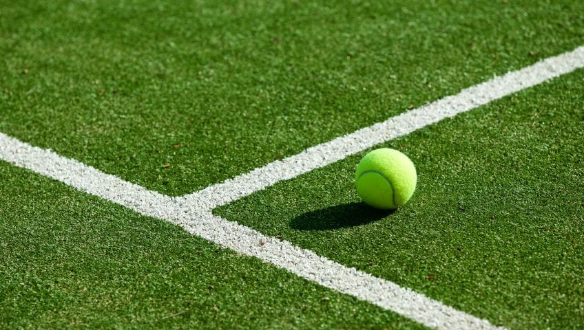 Playing Sport On Artificial Grass
