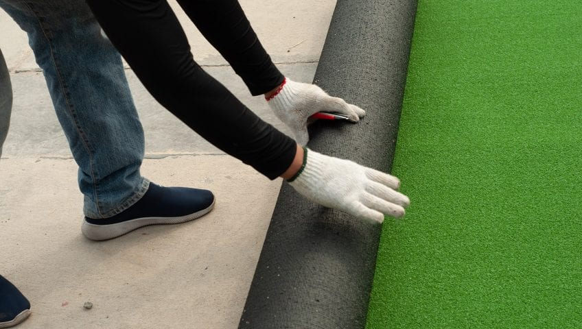 Why Hire Artificial Grass?