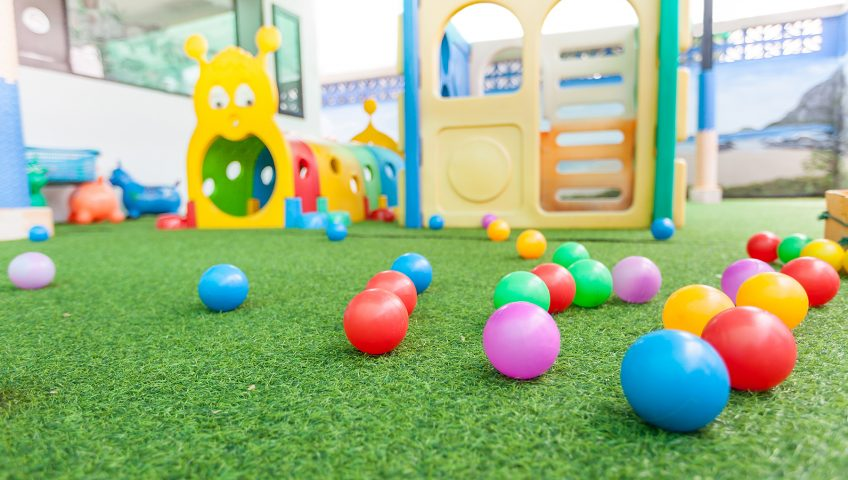 Is Artificial Grass Safe For Kids?