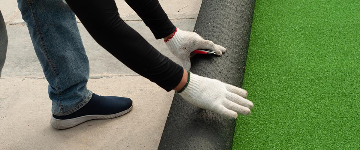 Artificial Grass Installation Training